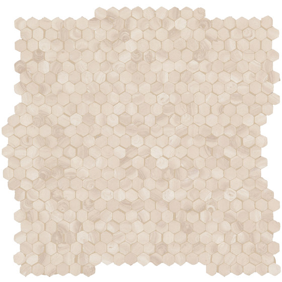 99 Volte Mosaico Mano Beige by EMILGROUP | Ceramic mosaics