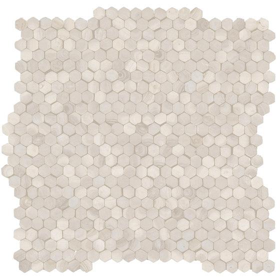 99 Volte Mosaico Mano Grigio di EMILGROUP | Mosaici ceramica
