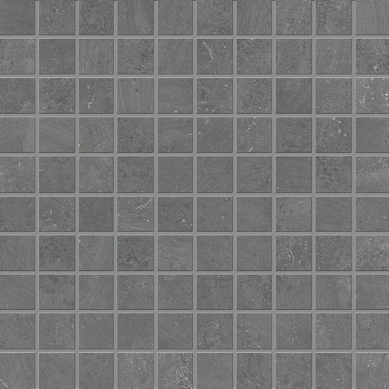 Terzo Tempo Mosaico Antracite by EMILGROUP | Ceramic mosaics