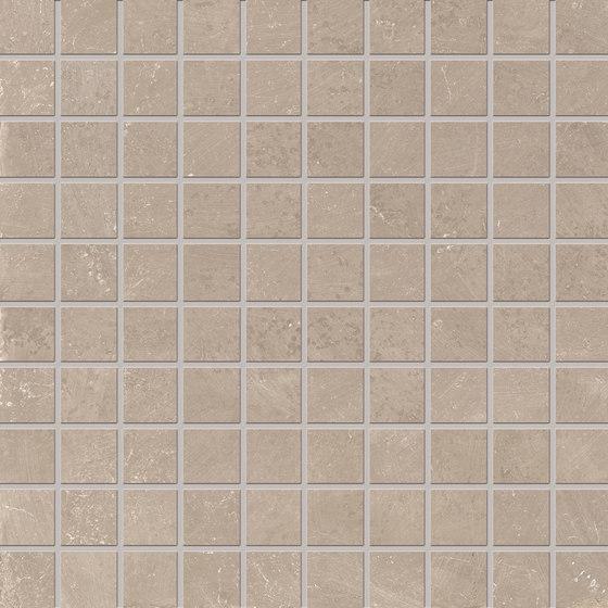 Terzo Tempo Mosaico Sand by EMILGROUP | Ceramic mosaics