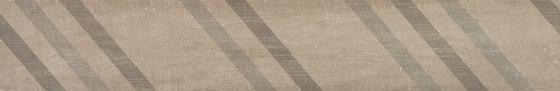 Terzo Tempo Decoro Art B Sand Wood de EMILGROUP | Baldosas de cerámica
