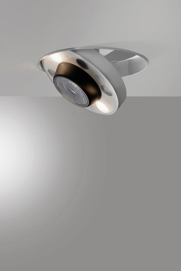LoT Projector Ceiling recessed by Artemide Architectural | Recessed ceiling lights