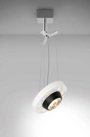 LoT Projector Adjustable Pendant by Artemide Architectural | Suspended lights