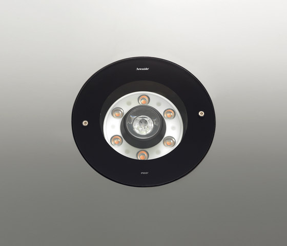LoT Projector Floor recessed by Artemide Architectural | Recessed floor lights