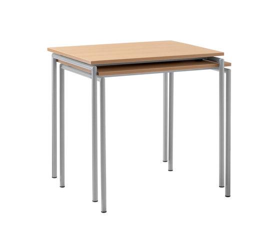 Gero de Stechert Stahlrohrmöbel | Tables collectivités