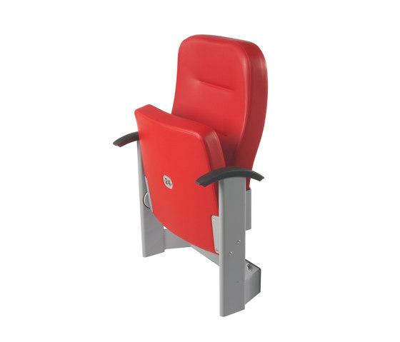 Franken VIP von Stechert Stahlrohrmöbel | Auditorium seating