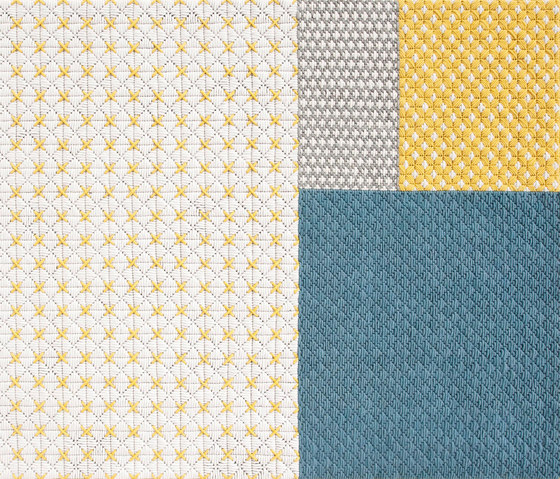 Silaï Rugs Blue 1 by GAN | Rugs