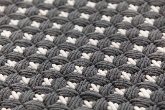 Silaï Rugs Grey 4 de GAN | Alfombras / Alfombras de diseño