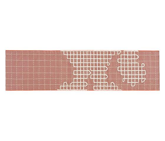 Bandas Single Rug A Pink 10 de GAN | Alfombras / Alfombras de diseño