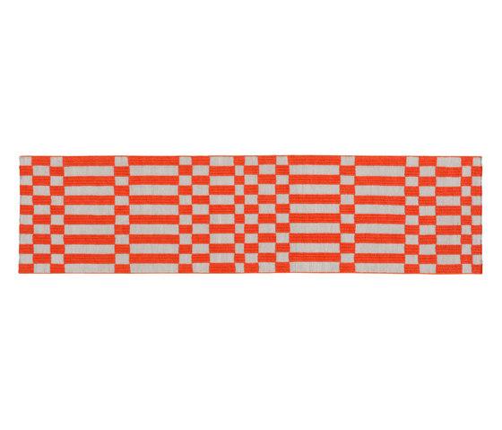 Bandas Single Rug B Orange 12 de GAN | Alfombras / Alfombras de diseño