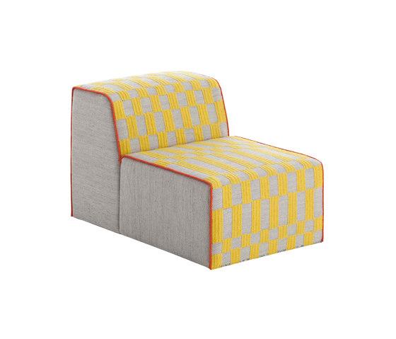 Bandas Chair B Yellow 14 de GAN | Sillones