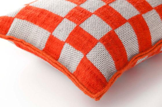 Bandas Cushion B Orange 3 de GAN | Cojines