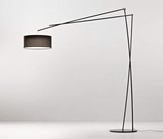 Effimera F5 de Prandina | Luminaires sur pied