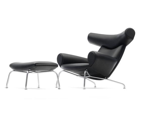 Ox-chair EJ 100 von Erik Jørgensen | Sessel