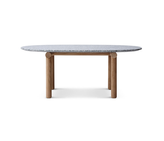 Savannah Table EJ 880-T1 di Erik Jørgensen | Tavolini da salotto