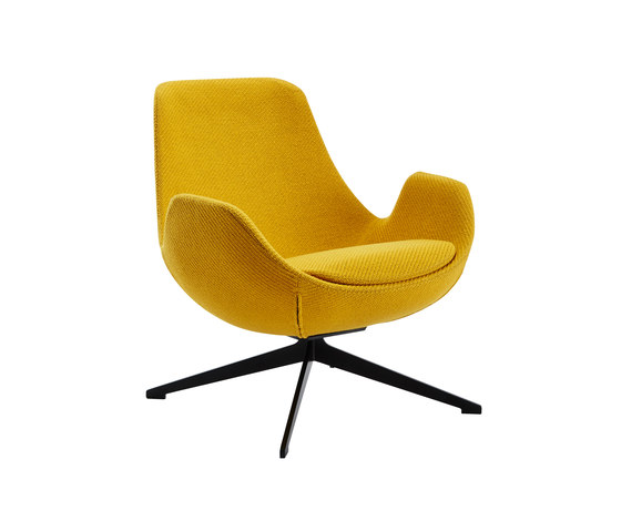 Halia Berger Armchair by Koleksiyon Furniture | Visitors chairs / Side chairs