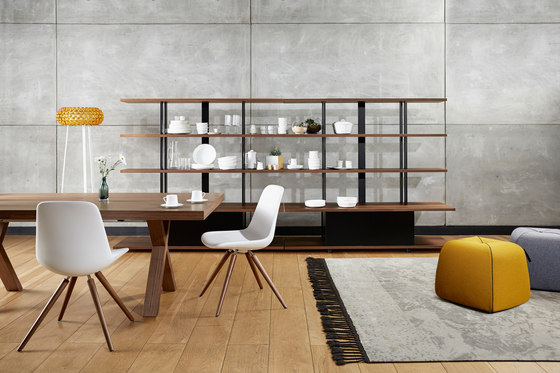 Karnaval Wall System & TV Unit by Koleksiyon Furniture | Shelving
