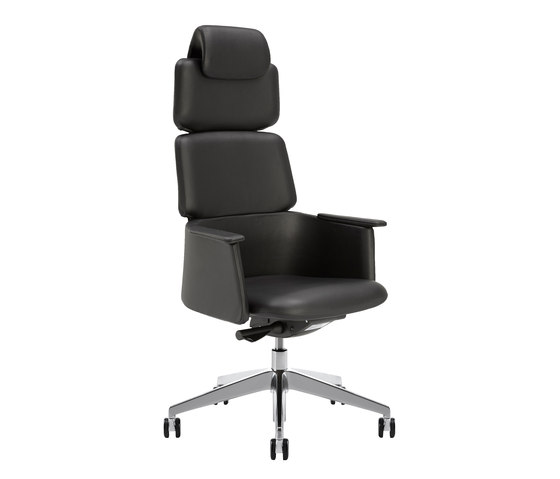 Tola Office Chair by Koleksiyon Furniture | Management chairs
