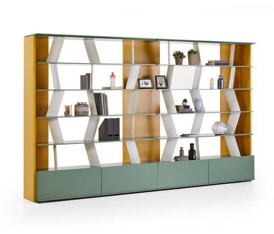 Vis Storage System by Koleksiyon Furniture | Shelving