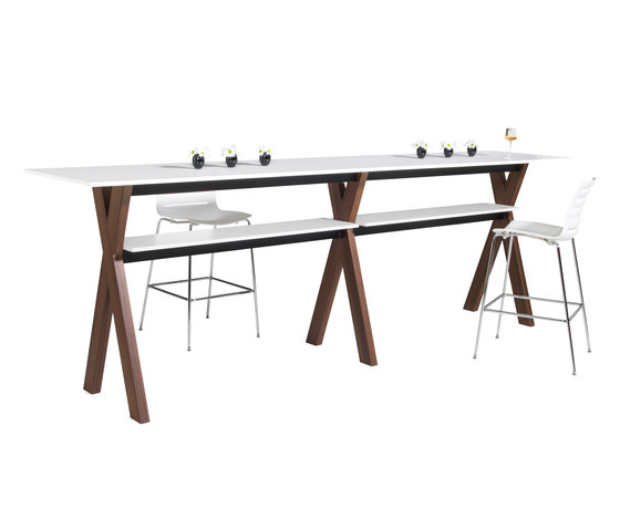 Partita Bar Table by Koleksiyon Furniture | Contract tables