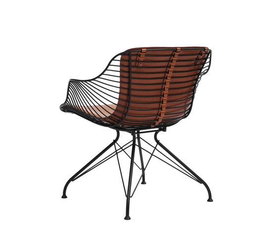 Wire Lounge Chair von Overgaard & Dyrman | Sessel