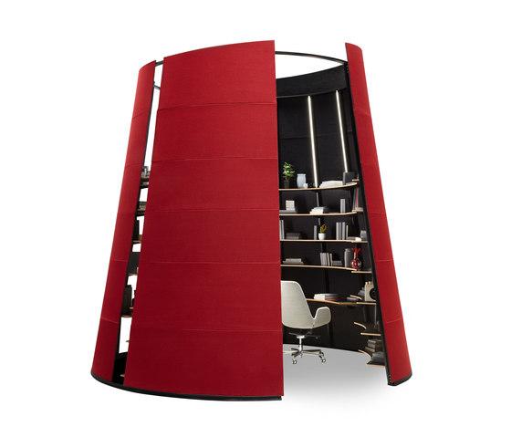 Oblivion Partition Panel by Koleksiyon Furniture | Office Pods