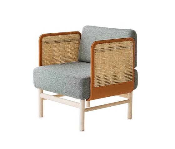 Pop Armchair von Gärsnäs | Sessel