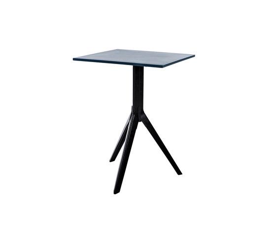 Guéridon N de Tolix | Tables de cafétéria