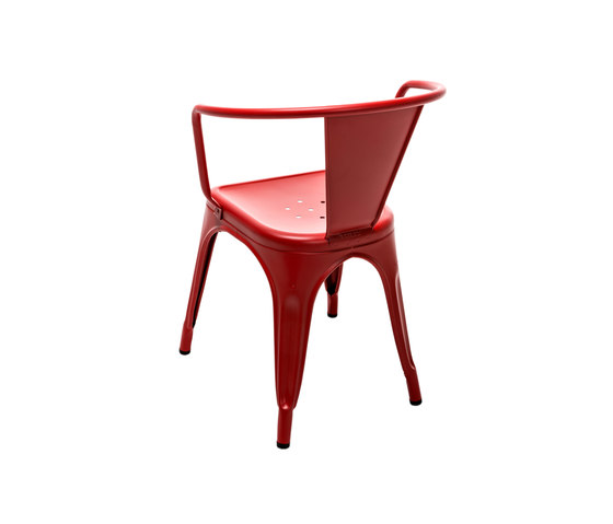 A56 armchair by Tolix | Chairs