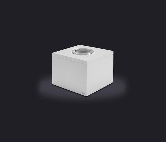 Gloss Tissue Box de Vallvé   Dispensadores de papel