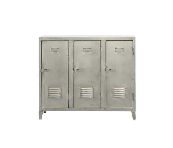 Cabinet B3 low by Tolix | Sideboards