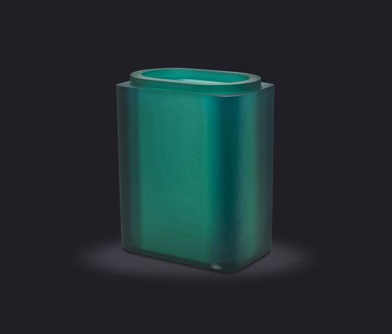 Set Wastebasket by Vallvé | Bath waste bins