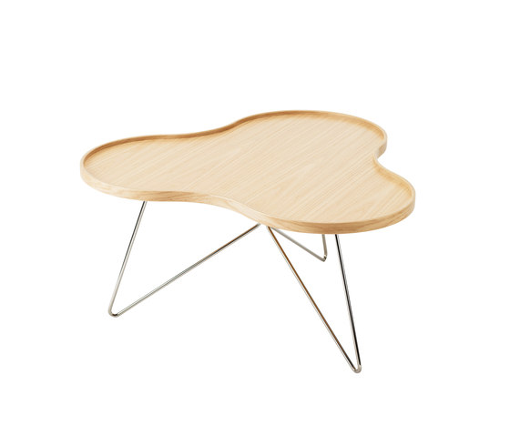 Flower Mono table by Swedese | Lounge tables
