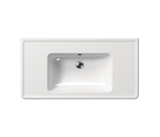 Classic 105 | Washbasin by GSI Ceramica | Wash basins