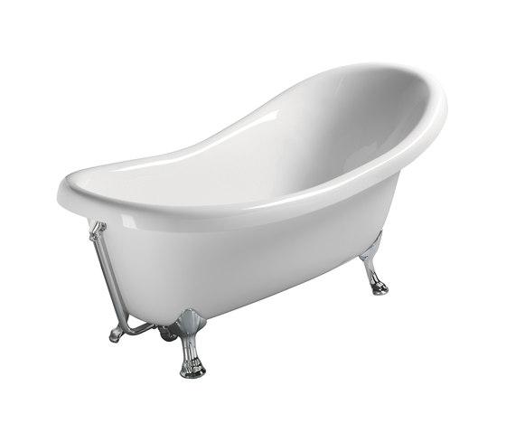 Classic 175 | Bathtub by GSI Ceramica | Free-standing baths