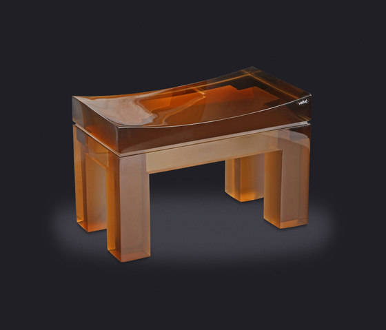 Yes Small Stool by Vallvé | Bath stools / benches