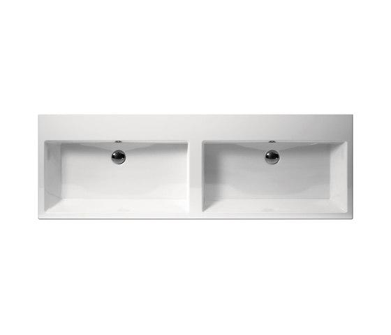 Kube 150 | Washbasin by GSI Ceramica | Wash basins