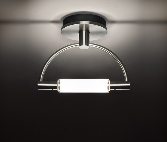 Gradiminisoffitto LED opalescente by Cini&Nils | General lighting