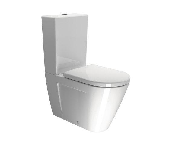 Norm 68   WC by GSI Ceramica   WC