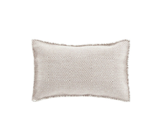 Sail Cushion Taupe 2 by GAN | Cushions