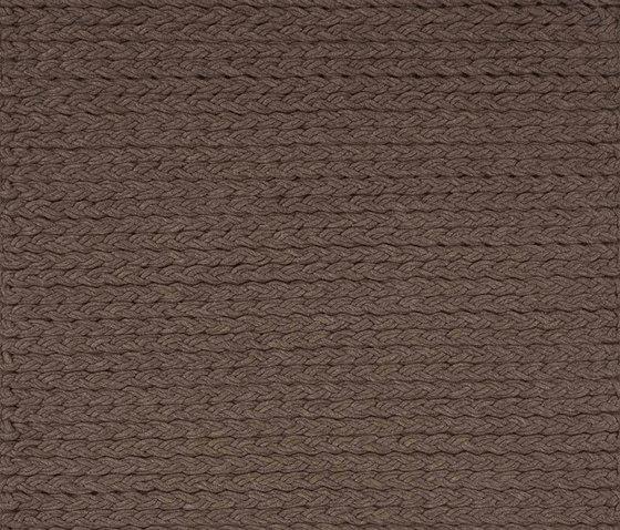 Trenzas Rug Brown 3 by GAN | Rugs