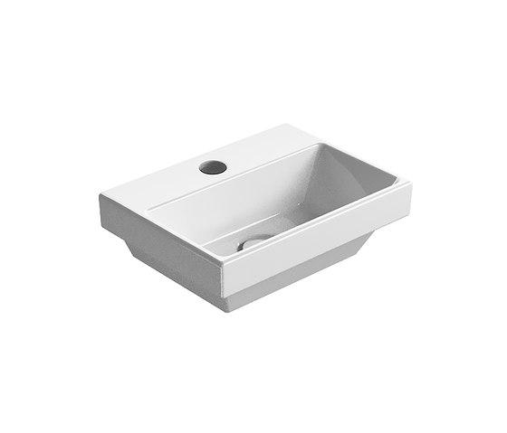 Norm 35 | Washbasin by GSI Ceramica | Wash basins