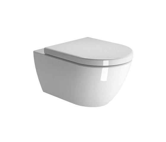 Pura 55/F | WC by GSI Ceramica | WC