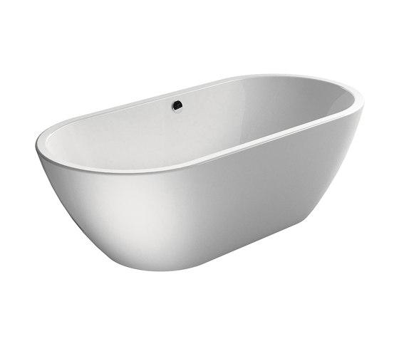Pura 190 | Bathtub by GSI Ceramica | Bathtubs