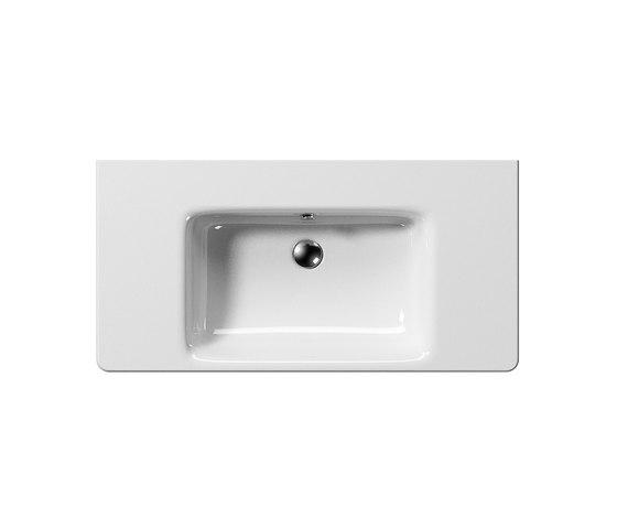 Sand 100 | Washbasin by GSI Ceramica | Wash basins