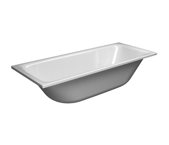 Sand 180 | Bathtub by GSI Ceramica | Bathtubs