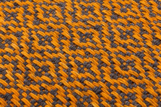 Bari Rug Orange 1 by GAN   Rugs / Designer rugs