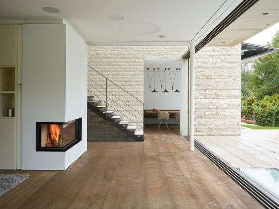 Classic sliding window by Sky-Frame | Internal doors