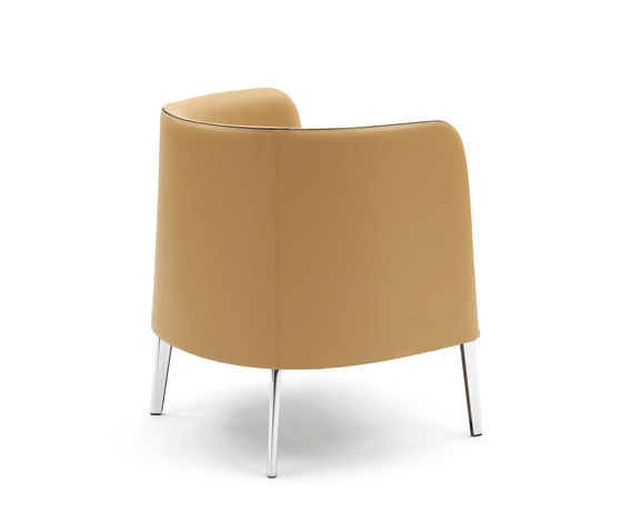 Agora armchair von Segis | Sessel