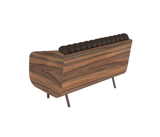 Groove armchair de Stabörd | Sillones lounge